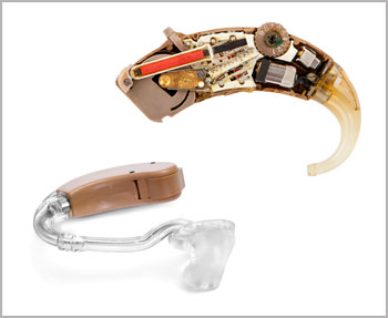 Hearing Aid Components - How Hearing Aids Work