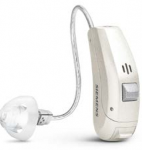 Receiver In Canal RIC Hearing Aid